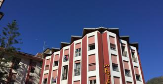 Hotel 5 Terre - Monterosso al Mare - Rakennus