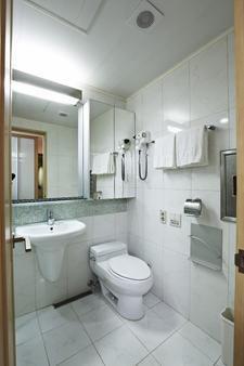 Seoul Residence - Seoul - Phòng tắm