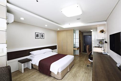 Seoul Residence - Seoul - Phòng ngủ