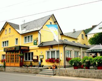 Hotel Gasthaus Steiger - Gräfenthal - Building