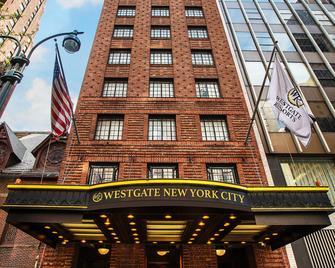 ويست جايت نيويورك جراند سنترال - نيويورك - المظهر الخارجي