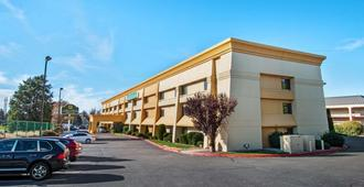 La Quinta Inn & Suites by Wyndham Albuquerque Journal Ctr NW - Alburquerque - Edificio