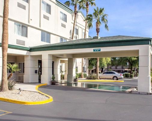 Comfort Suites Phoenix North - Φοίνιξ - Κτίριο