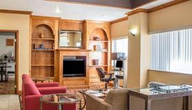 Comfort Suites Phoenix North - Phoenix - Sala de estar