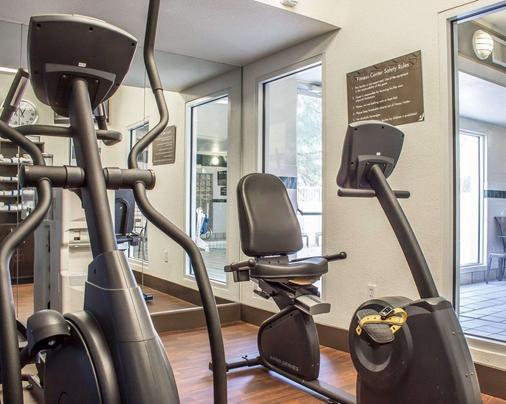 Comfort Suites Phoenix North - Φοίνιξ - Γυμναστήριο