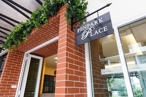 Penpark Place - Μπανγκόκ - Κτίριο