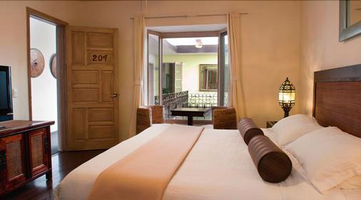 聖米格爾阿連德門戶酒店 - 聖米蓋爾德 – 阿言德 - 聖米格爾-德阿連德 - 臥室