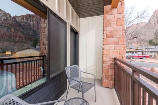 Best Western Plus Zion Canyon Inn & Suites - Springdale - Ban công