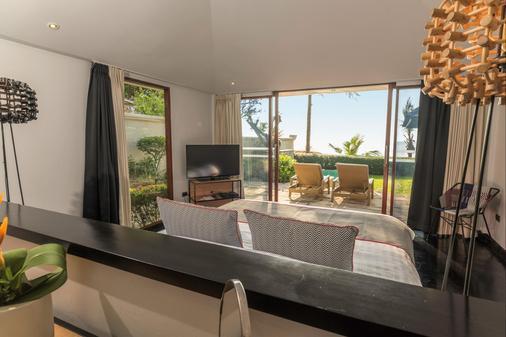 The Sunset Beach Resort & Spa Taling Ngam - Koh Samui - Ruokailuhuone