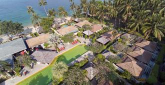 The Sunset Beach Resort & Spa Taling Ngam - Самуи - Вид снаружи