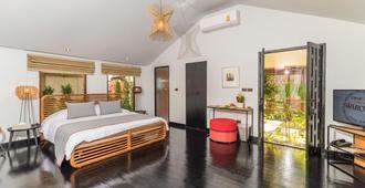 The Sunset Beach Resort & Spa Taling Ngam - Самуи - Спальня