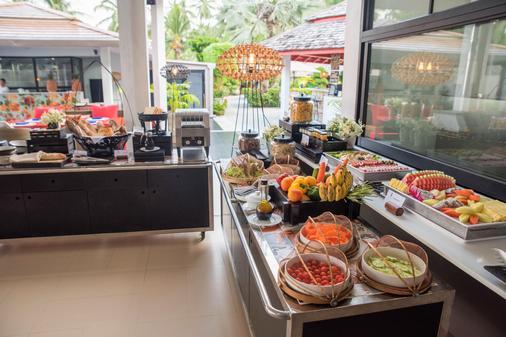 The Sunset Beach Resort & Spa Taling Ngam - Koh Samui - Buffet