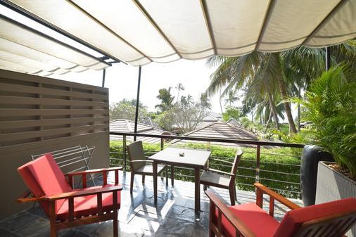 The Sunset Beach Resort & Spa, Taling Ngam - Ko Samui - Ban công