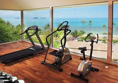The Sunset Beach Resort & Spa Taling Ngam - Самуи - Спортзал