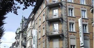 Hotel Continental Park - Lucerne - Bangunan