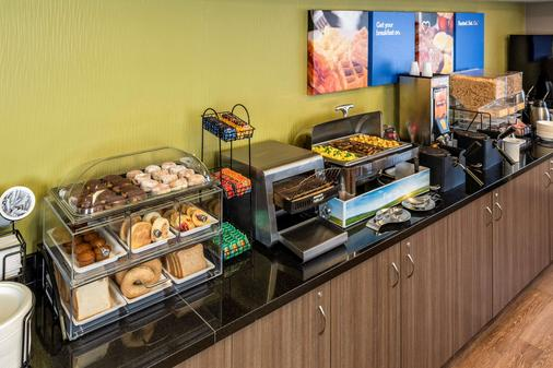 Comfort Inn East - Sudbury - Buffet