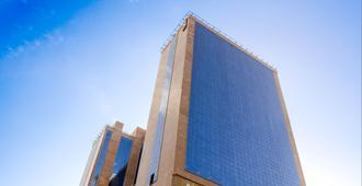 M Hotel Makkah By Millennium - Mekka - Gebouw