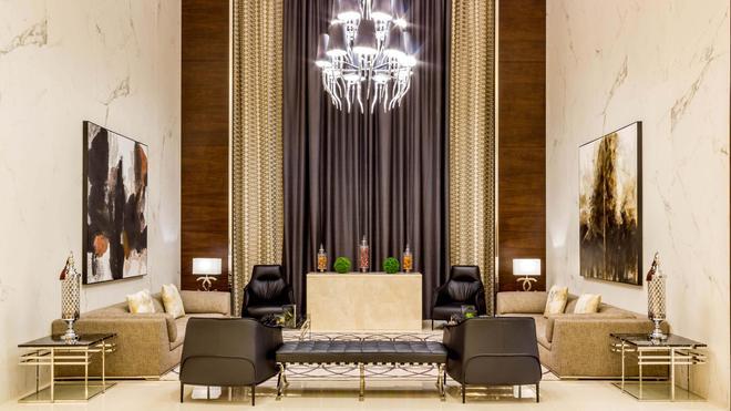 M Hotel Makkah By Millennium - Mecca - Lobby