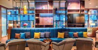 Nyx Hotel Munich By Leonardo Hotels - מינכן - טרקלין