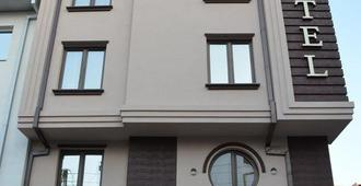 Hotel Vlaho - Σκόπια - Κτίριο