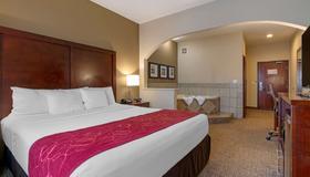 Comfort Suites Downtown Sacramento - Sacramento - Bedroom