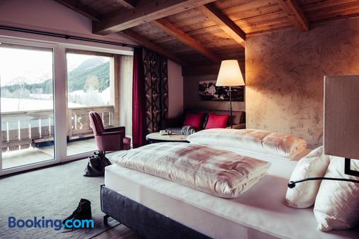 Biohotel Bergzeit - Zöblen - Bedroom