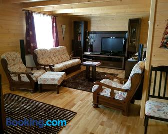 Casa de la Lac - Сигіт Мармароський - Living room