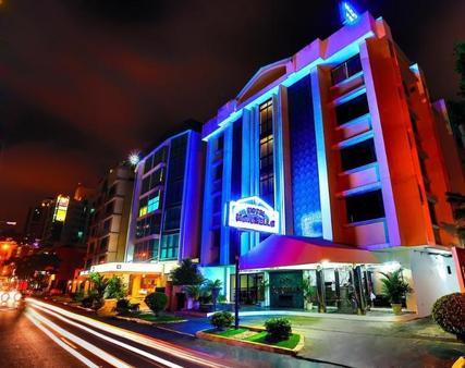 Marbella - Panamá - Rakennus