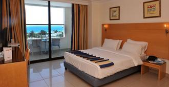 Mina Hotel - Aqaba - Bedroom