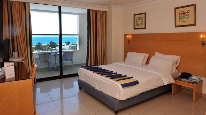 ミナ ホテル - アカバ - 寝室