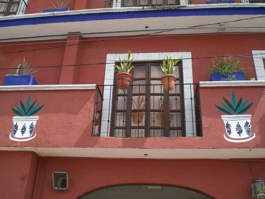 Hotel Colonial San Carlos - Cancún - Building