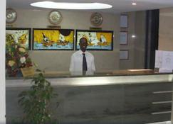 Vip Executive Suites Maputo Hotel - Maputo - Receptionist