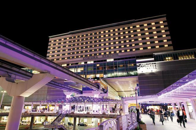 Jr Kyushu Station Hotel Kokura - Kitakyūshū - Rakennus
