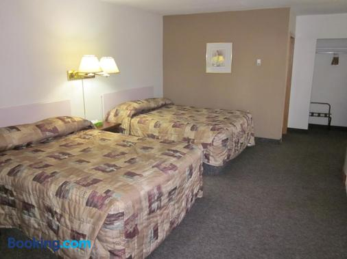 奇努克汽車旅館 - 列斯布里居 - 萊斯布里奇 - 臥室