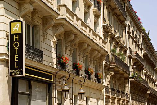 布拉德福德愛麗舍酒店 - 巴黎 - 巴黎 - 建築