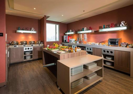 Hampton by Hilton Cartagena, Colombia - Cartagena - Buffet