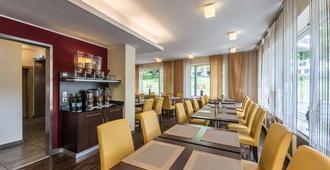 Hotel Lousberg - אאכן - מסעדה