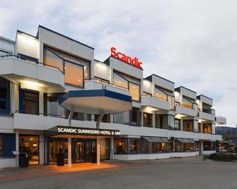 Scandic Sunnfjord Hotel & Spa - Førde - Building