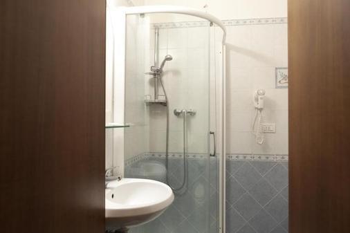 Porziuncola - Assisi - Phòng tắm