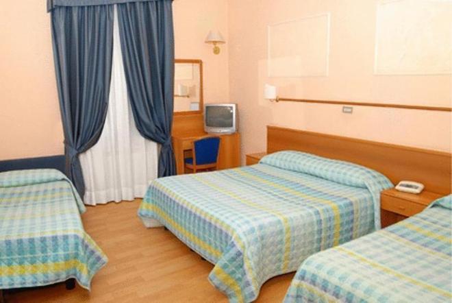 Porziuncola - Assisi - Soveværelse