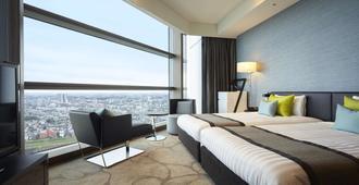 Futakotamagawa Excel Hotel Tokyu - Tokio - Schlafzimmer