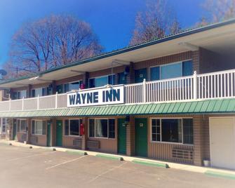 Wayne Inn - Honesdale - Building