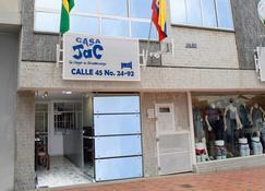 Casa Jac Hospedaje - Bucaramanga - Edificio