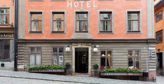 Lady Hamilton Hotel - Stockholm - Byggnad