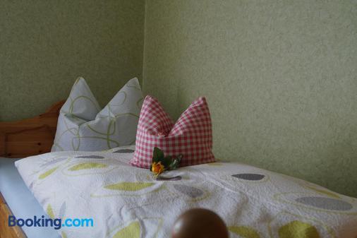 Pension Jagdhütte - Sankt Andreasberg - Bedroom