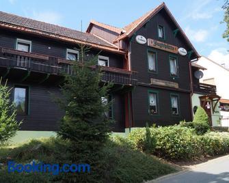 Pension Jagdhütte - Sankt Andreasberg - Gebäude