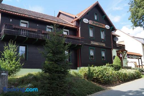 Pension Jagdhütte - Sankt Andreasberg - Building