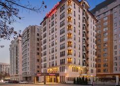 比什凱克金色鬱金香酒店 - 畢斯凱 - 比什凱克 - 建築