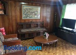 Amara Transient - Baguio - Living room
