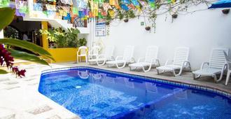 Hotel Hacienda de Vallarta Centro - פוארטו ויארטה - בריכה